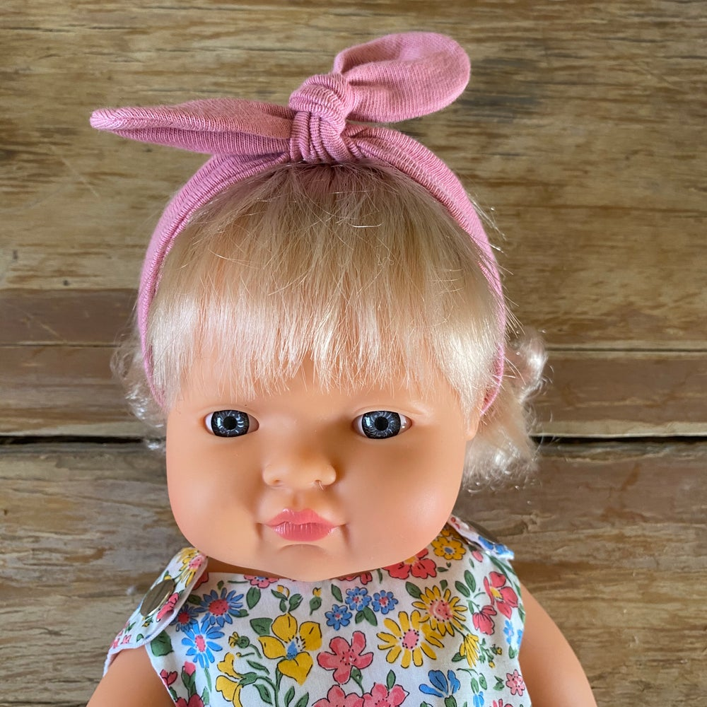 Image of Headbands to suit 38cm Miniland Doll