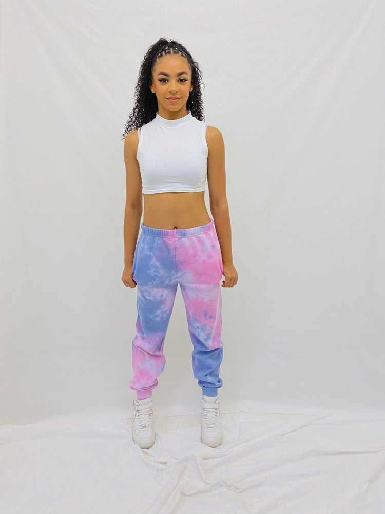 Image of Blush Joggers
