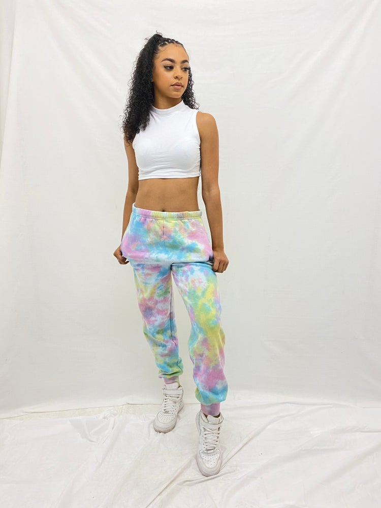 Image of Pastel Joggers