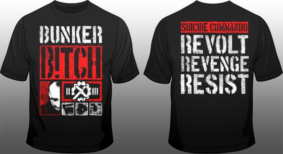 Image of Bunkerbitch Tshirt