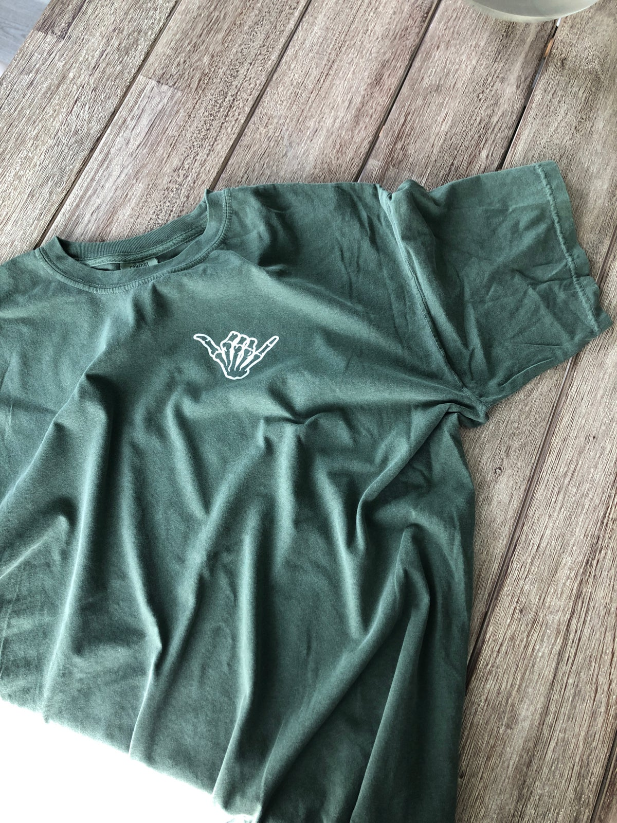 Forest Green V2 Tee
