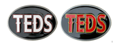 "Image of ""TEDS"" Belt Buckle ( two designs available)"