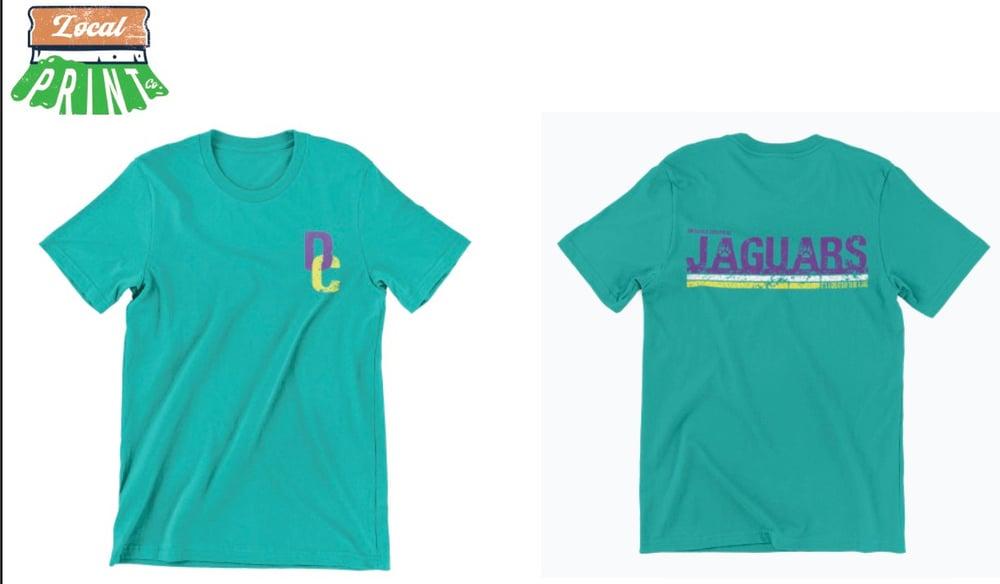 Image of  Desoto Central Jaguars - Hangout Shirt