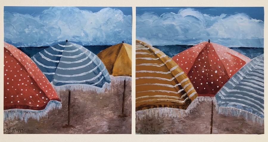Image of Umbrella Prints