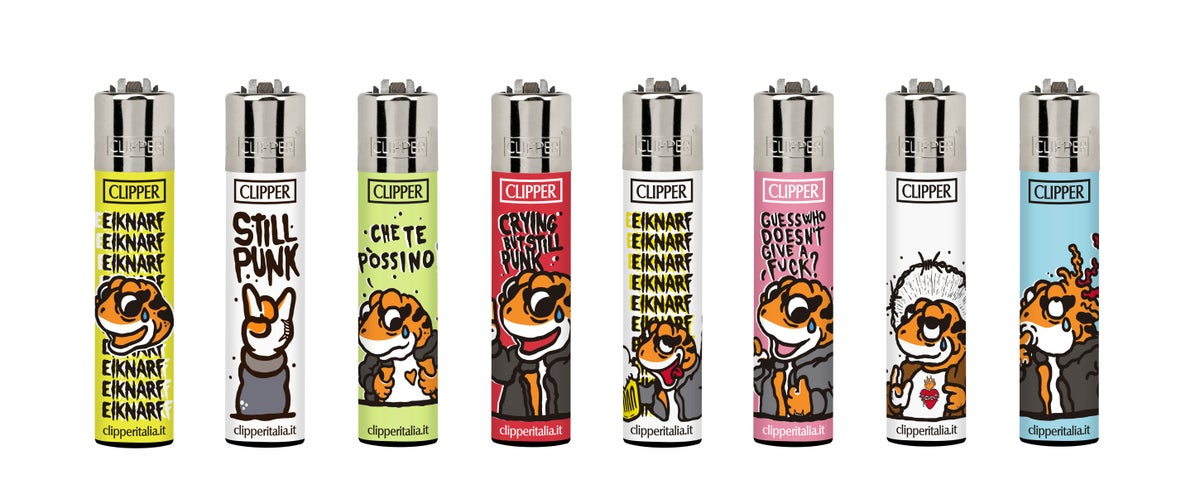 Image of SERIE COMPLETA - CLIPPER LIMITED EDITION EIKNARF
