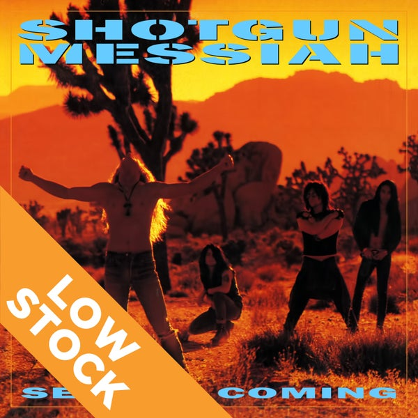 Image of SHOTGUN MESSIAH - Second Coming