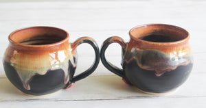 Image of Reserved for Kathryn, Two Custom Anniversary Mugs, Made in USA