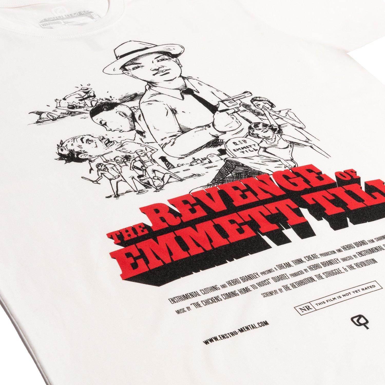 Image of THE REVENGE OF EMMETT TILL (2012) - Enstrumental + Hebru Brantley