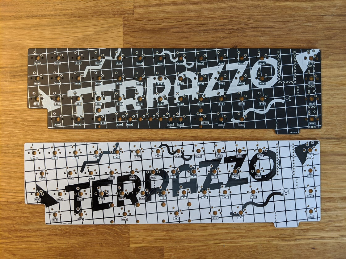 Image of Terrazzo PCB-Only Kit (Group Buy)