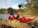 Redgold Eagle Wyrm