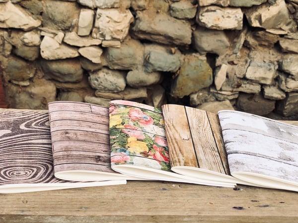 Image of Cuaderno de dibujo y pintura NATURE