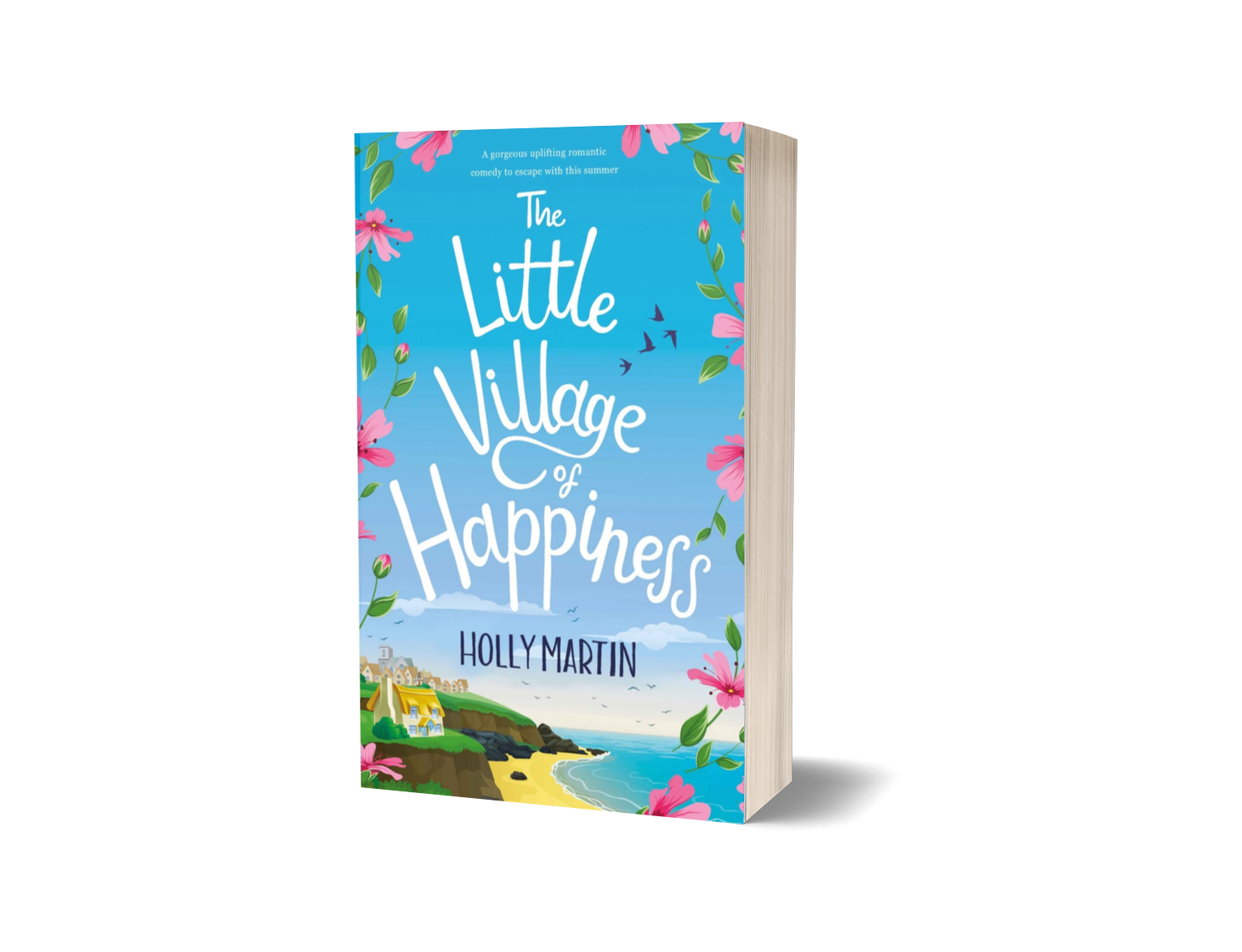 Image of Signed paperback The Little Village of Happiness