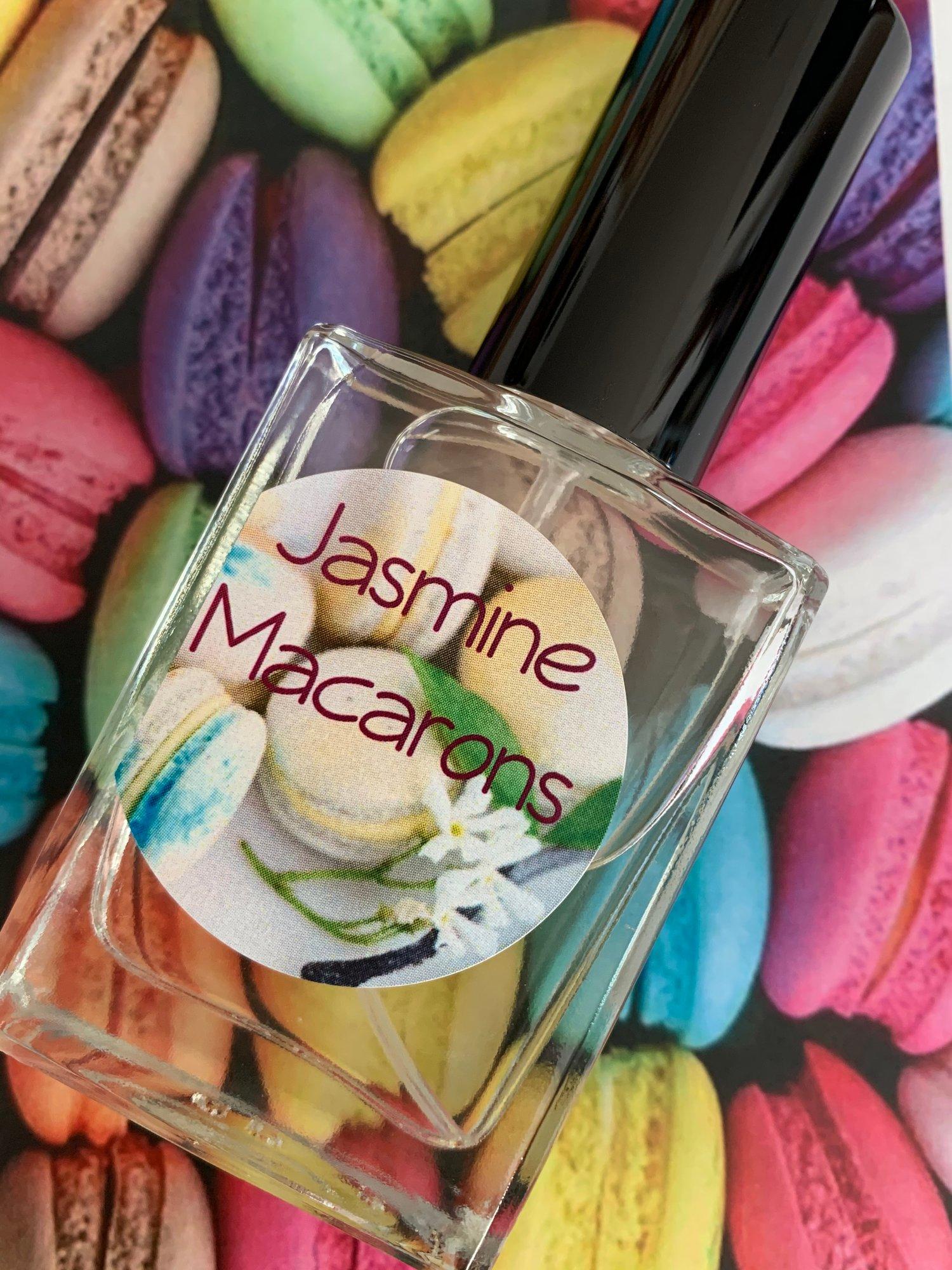 Image of Jasmine Macarons