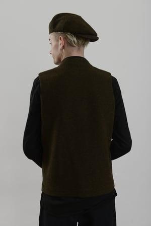 Image of Classic Gilet Heather wool