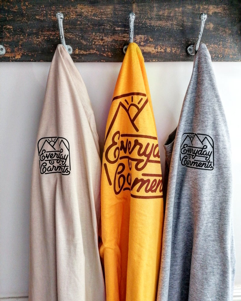 Image of NEW EVERYDAY GARMENTS TEES