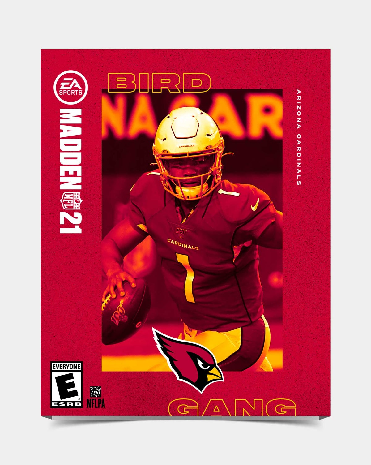Image of Cardinals - Murray1 Madden 21 Sleeve