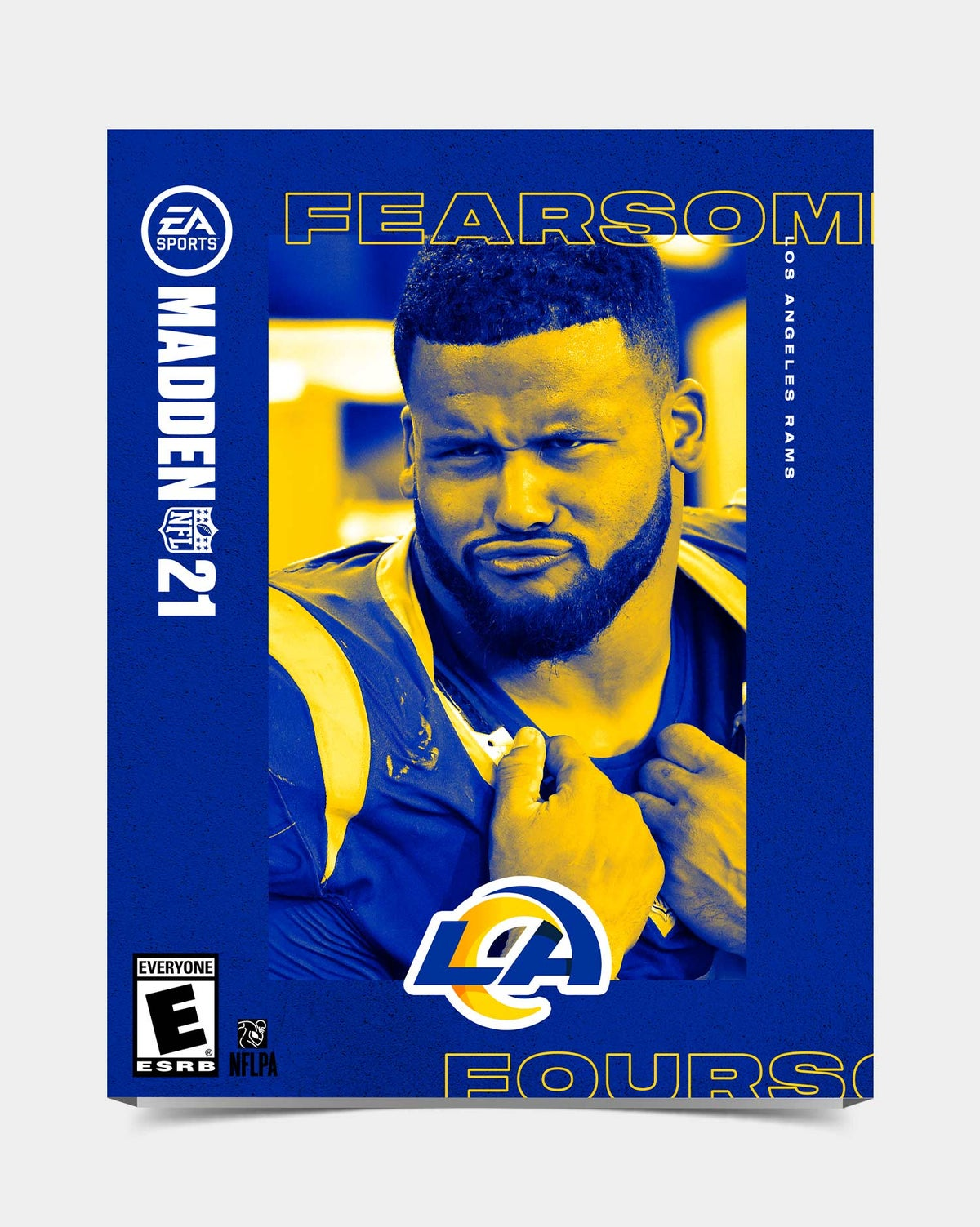 Image of Rams - Thomas99 Madden 21 Sleeve
