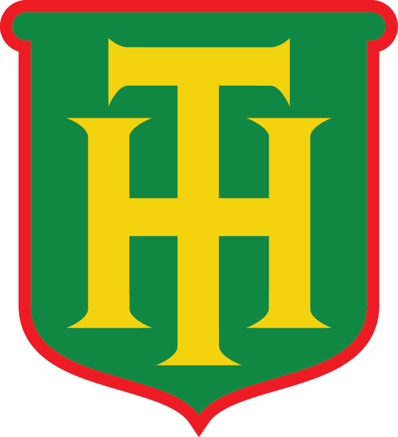 Image of Sticker - TH Seal Typical Hawaiians Sticker