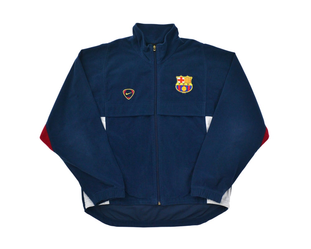 Image of 1998-99 Nike Barcelona Nike Jacket M