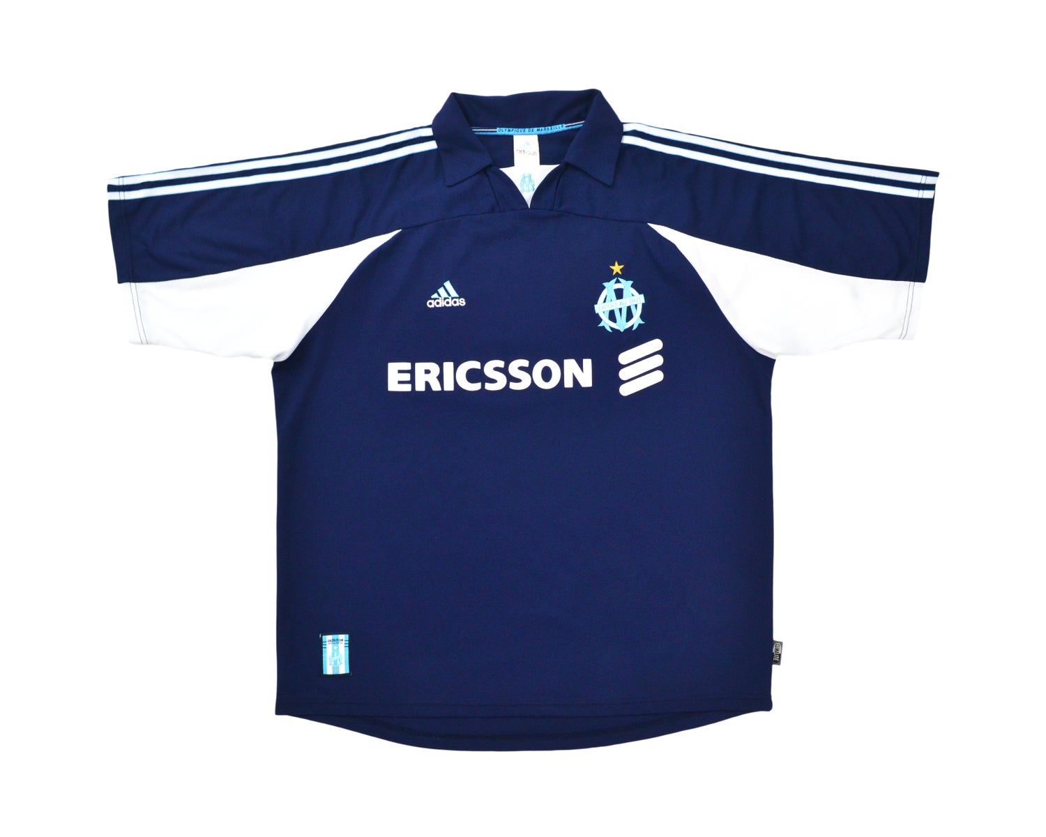 Image of 1999-00 Adidas Marseille Away Shirt XL