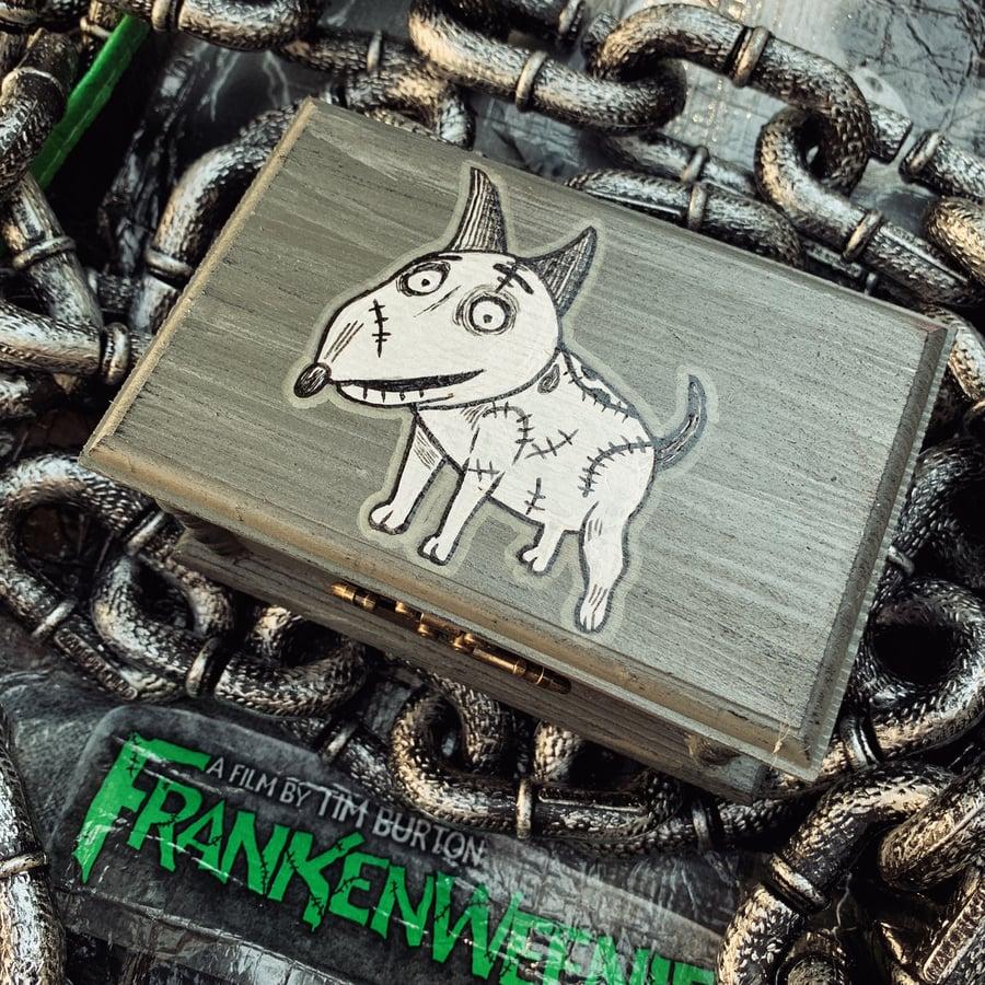 Image of Frankenweenie Jewelry Box