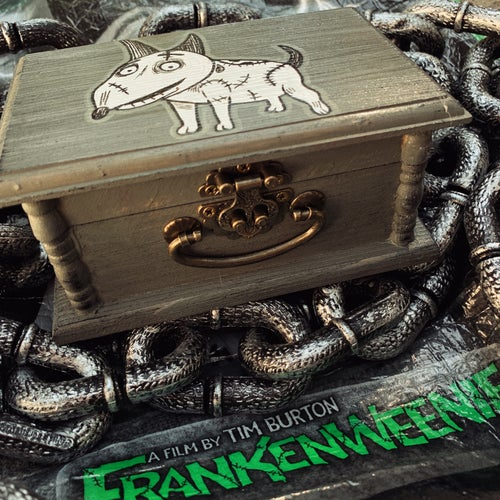 Image of Frankenweenie Jewelry Box