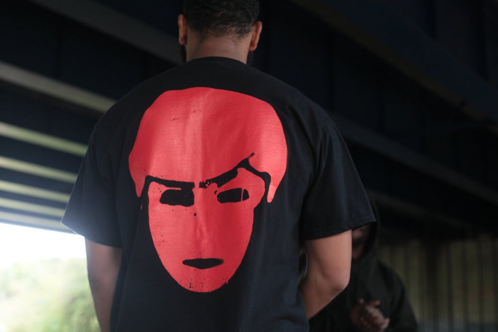 Image of THE ORIGINAL TEE + MASK [DEFACED]