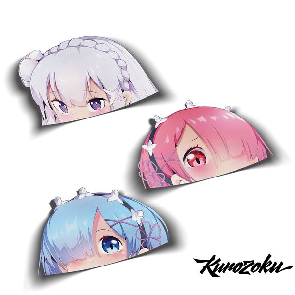 Image of ReZero Peekers!