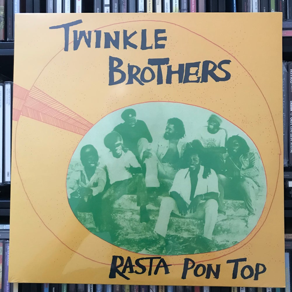 Image of Twinkle Brothers - Rasta Pon Top Vinyl LP