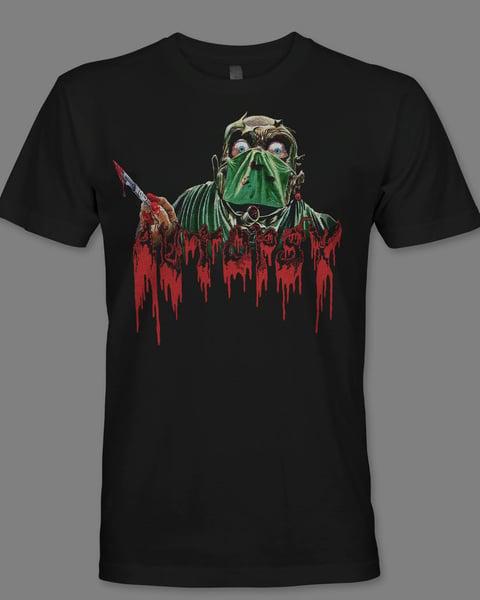 Image of Severed Survival Single Surgeon T-shirt