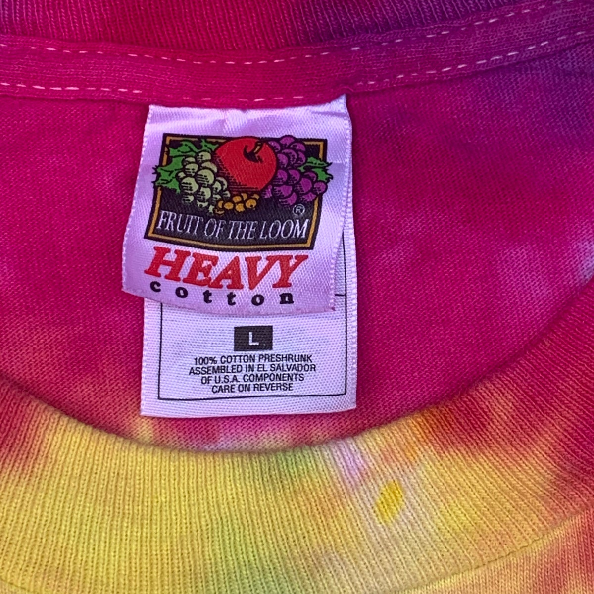 Original Vintage Grateful Dead Jerry Lot Tee 1990's!! Large