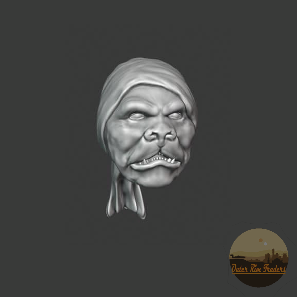 Image of Dogface Leader sculpted by Rob Auquier