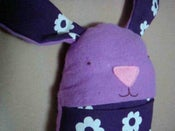 Image of Purple rabbit