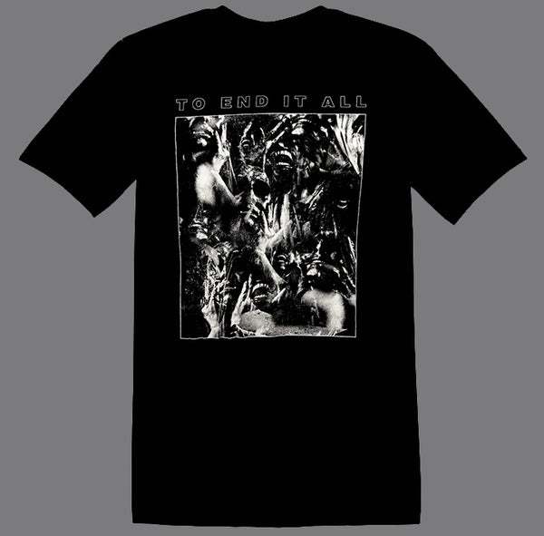 Image of To End It All: SCOURGE OF WOMAN T-Shirt