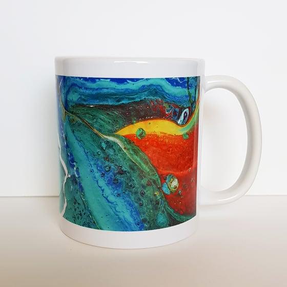 Image of Mug M I L A