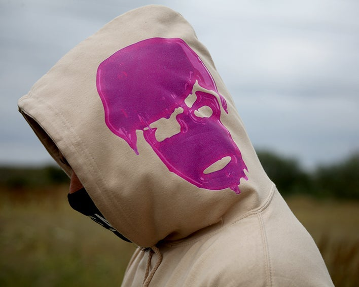 Image of GUMMY HOODY  +  MASK