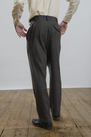 Image of Top Boy Trouser in wool £195.00