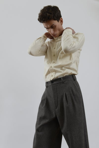 Image of Top Boy Trouser in wool