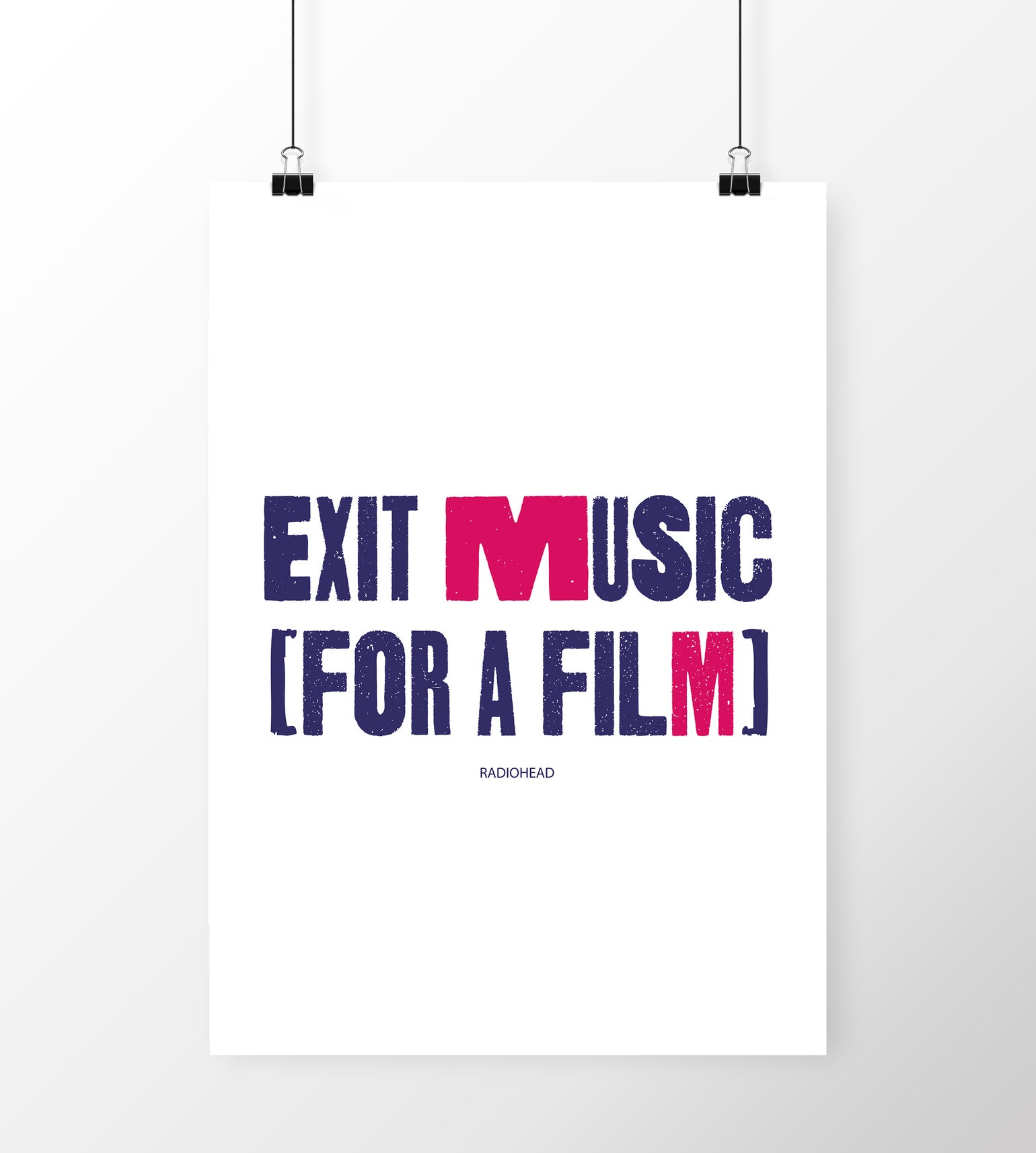 Image of Exit Music (For A Film)