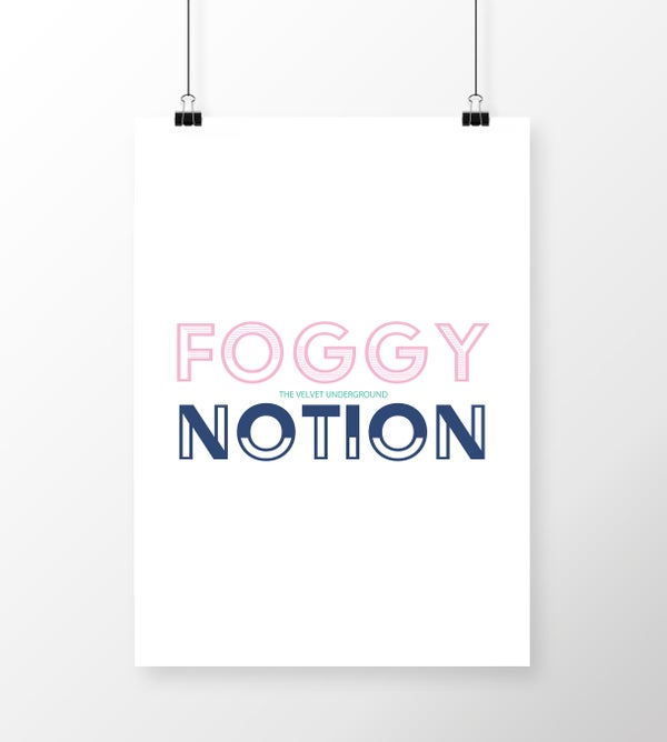 Image of Foggy Notion