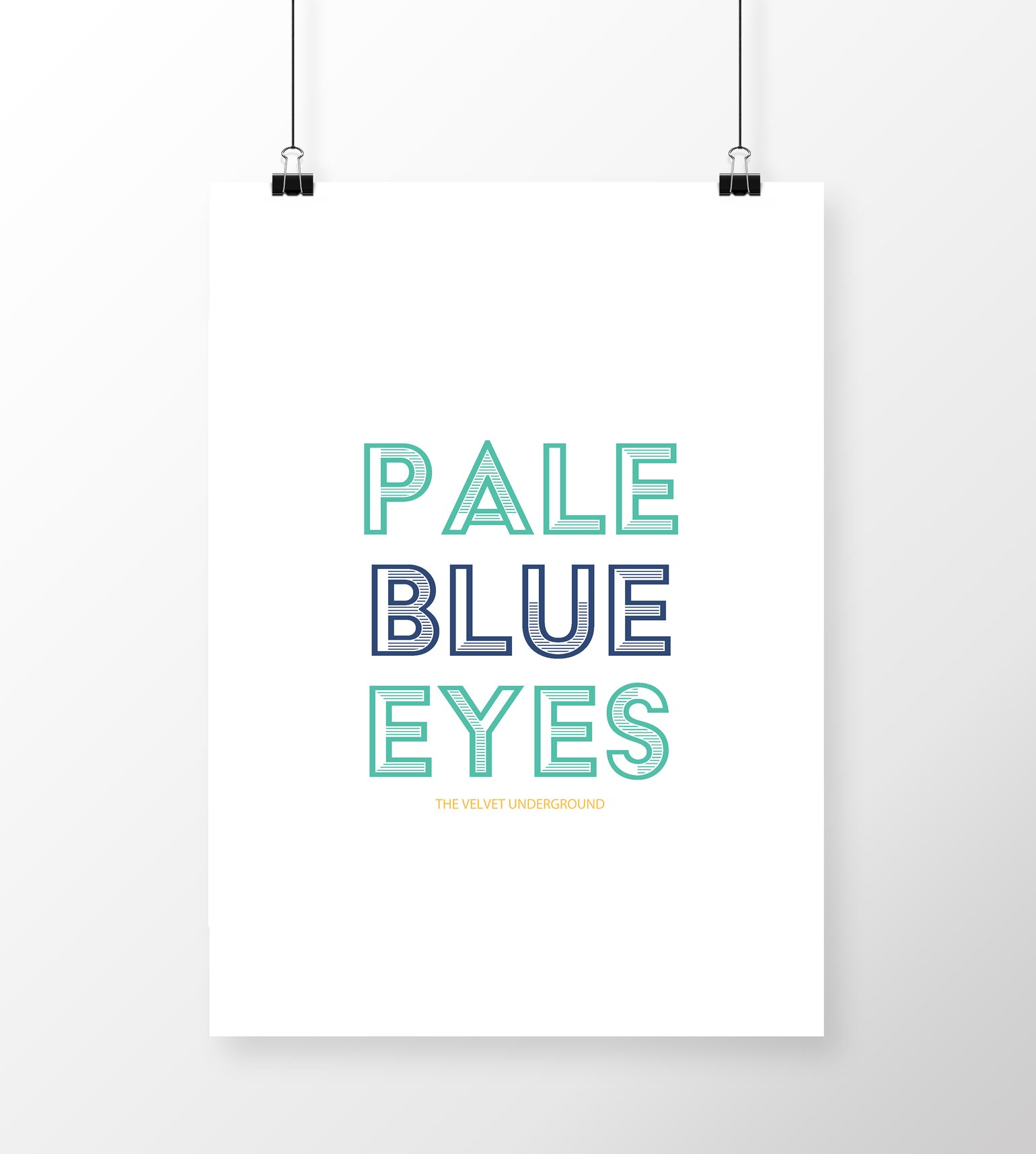 Image of Pale Blue Eyes