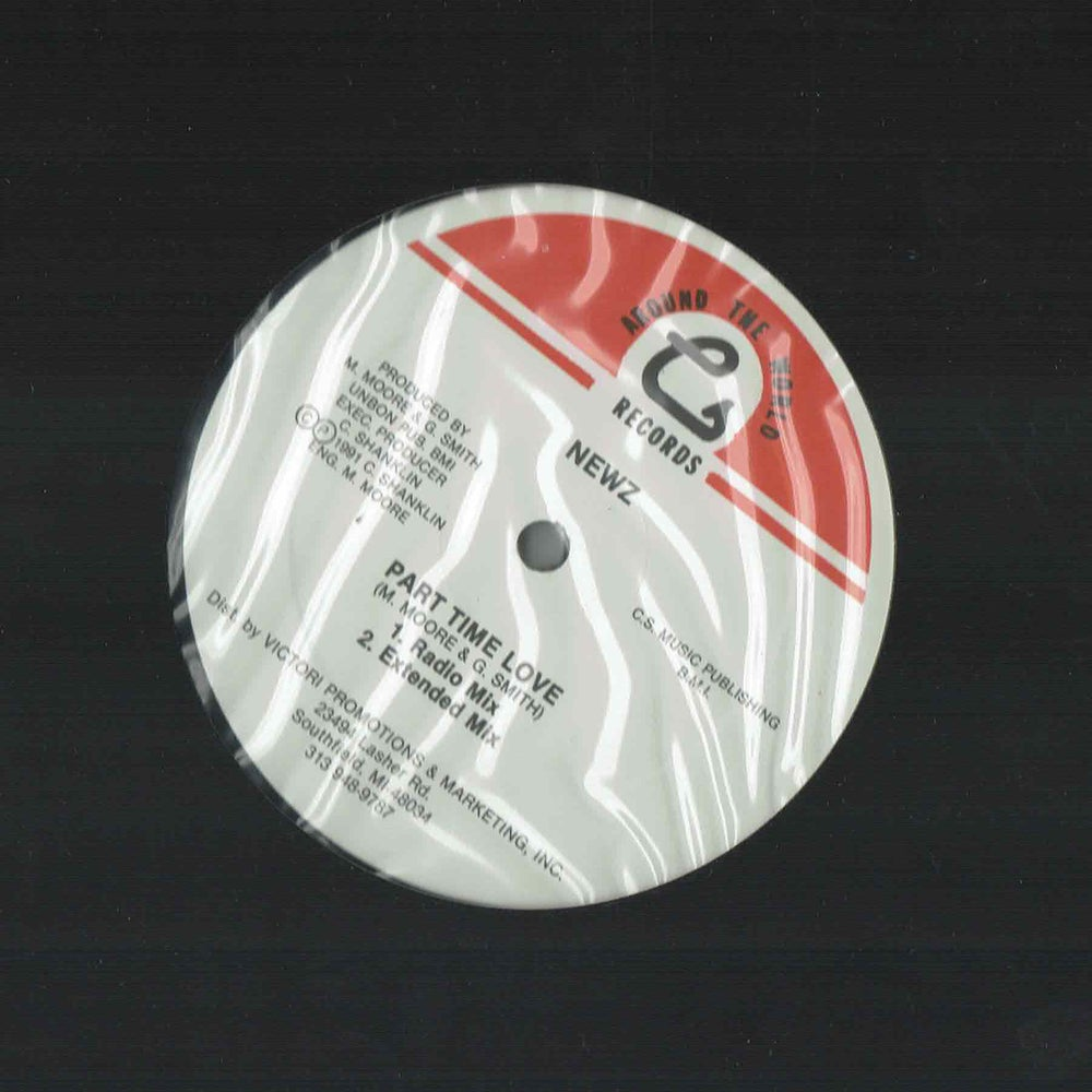 Image of  Newz - I Should Have Know / Part Time Love 12""
