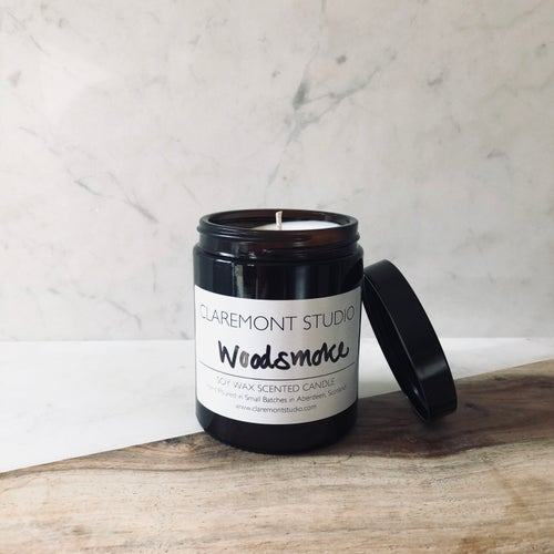 Image of Royal Deeside Collection - Apothecary Jar Soy Wax Scented Candles