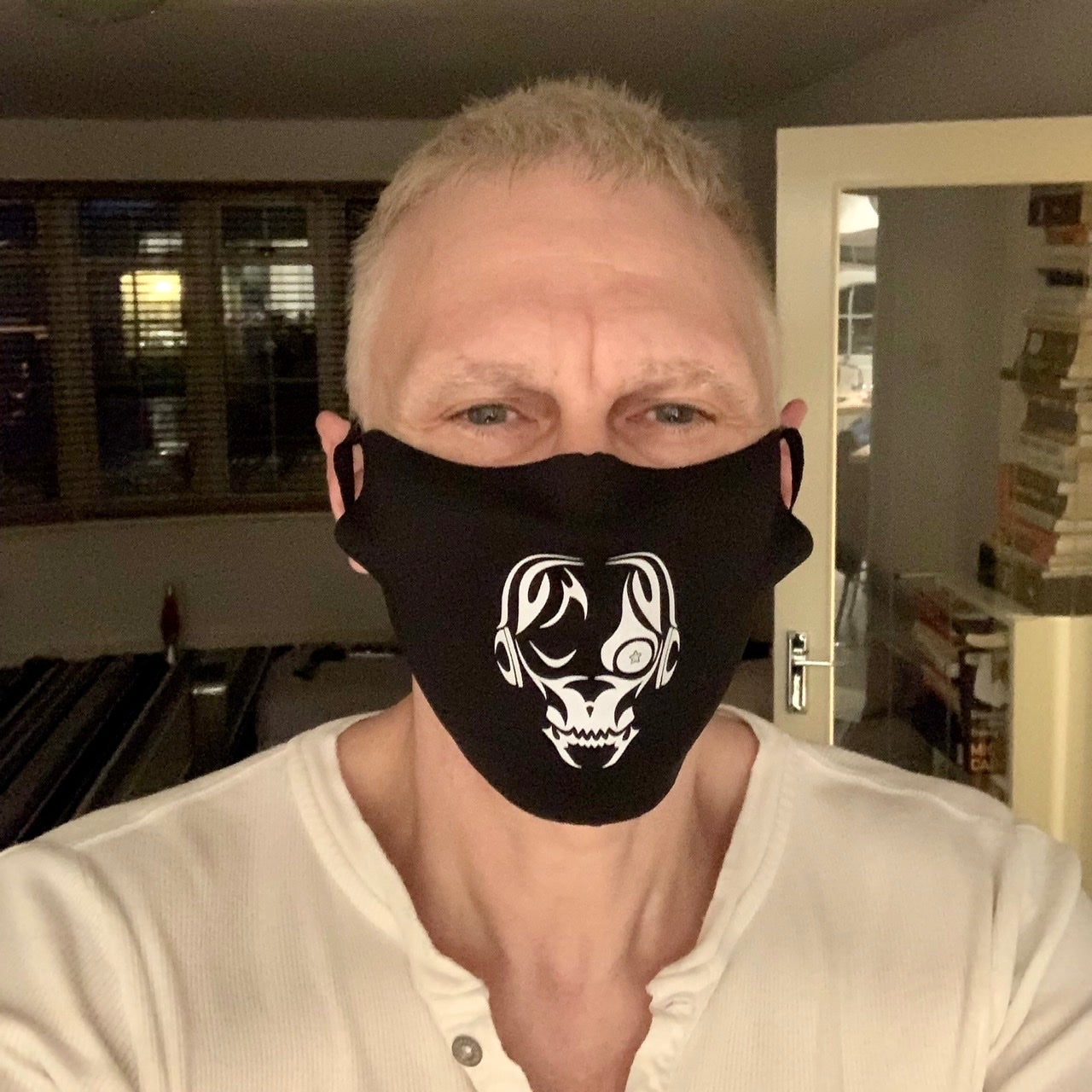 Image of Zed Hed Face Mask