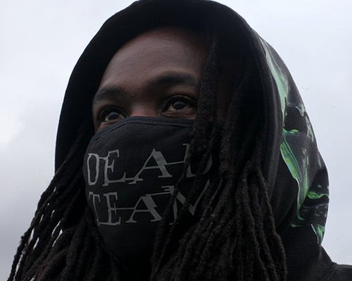 Image of THE TRUTH HOODY + MASK