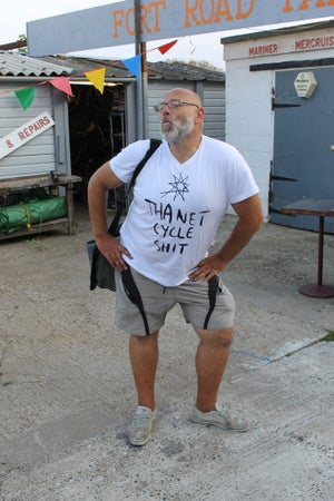 Image of THANET CYCLE SHIT - T-SHIRT