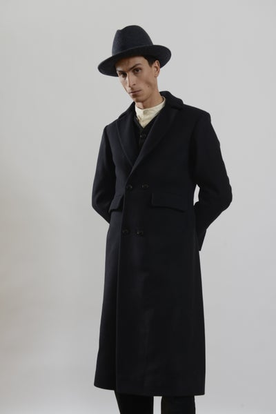 Image of Parisian Coat in wool