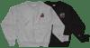 Rap Nerd x Champion - Embroidered Sweatshirt