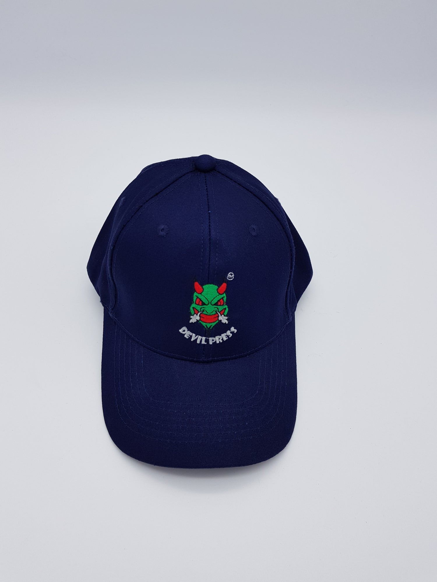 Image of DEVILPRESS™  BASEBALL CAP