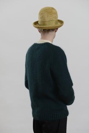 Image of Paris Mohair Jumper GREEN